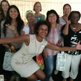 5 sisterhoodsessions with tools for  joy, happiness, female strength&awareness door Francisca  Burgos